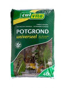 Cultiva Potgrond Universeel 40 Liter