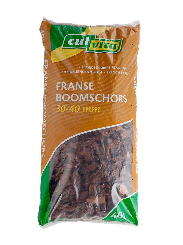 Cultiva Franse Boomschors 30-40 mm 40 Liter.